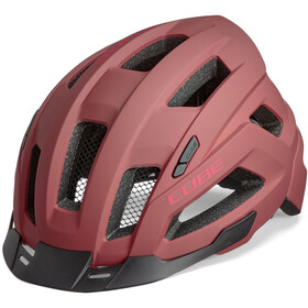Cube Cinity Casque, red